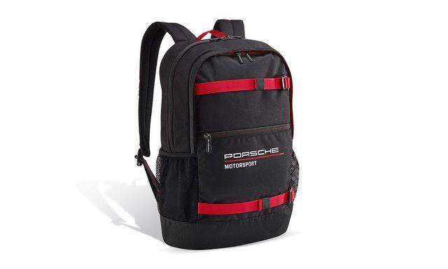Motorsports Collection, Fanwear, Backpack, black - Porsche (WAP-035-003-0L-FMS)