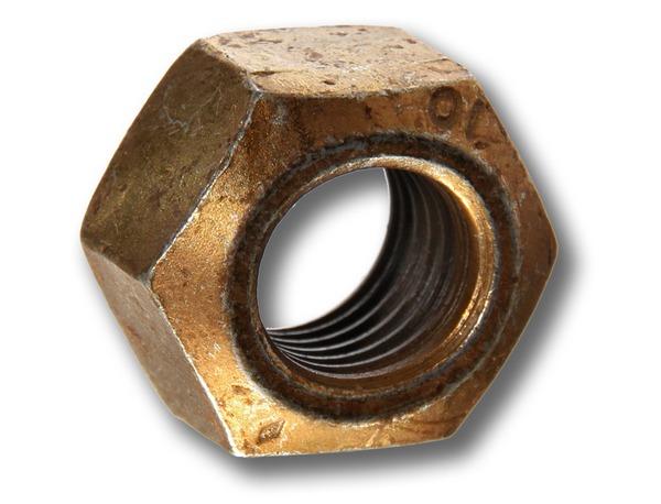 Washer Lock Nut - Porsche (N-022-141-4)