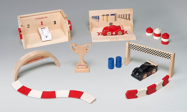Race track starter set – Racing Collection - Porsche (WAP-040-020-0J)