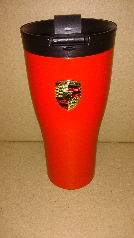 Guards Red Thermo Flask - Porsche (WAP-050-065-0H)