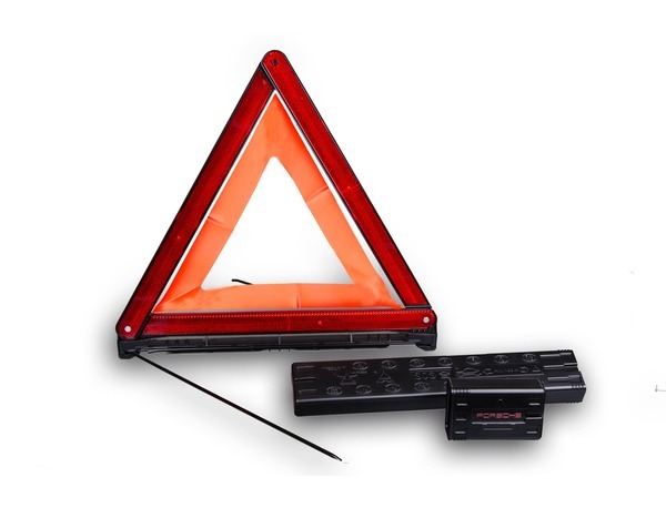 Warning Triangle - Porsche (PCG-860-251-00)