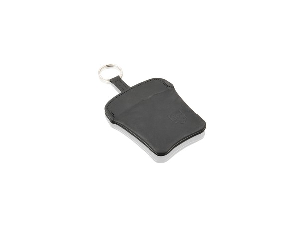 Key pouch in black leather for Porsche 911 - Porsche (PCG-044-100-01-1AJ)
