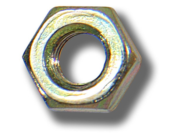 Hexagon Nut - Porsche (N-011-004-G)