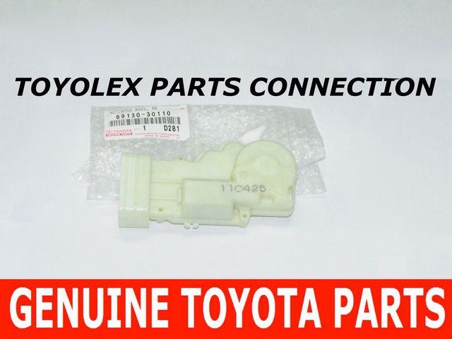 Lock Actuator - Lexus (6913030110)