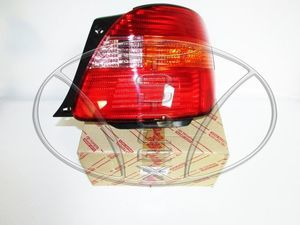 Combo Lamp Assembly - Lexus (8155030780)