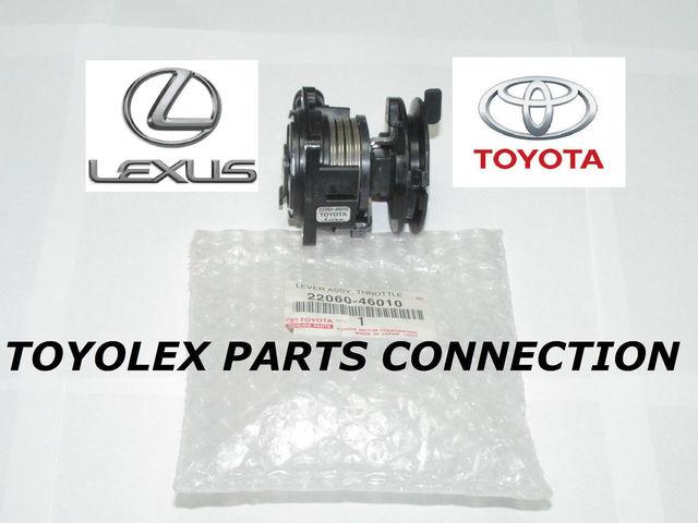 Lever Assembly, Throttle - Lexus (2206046010)