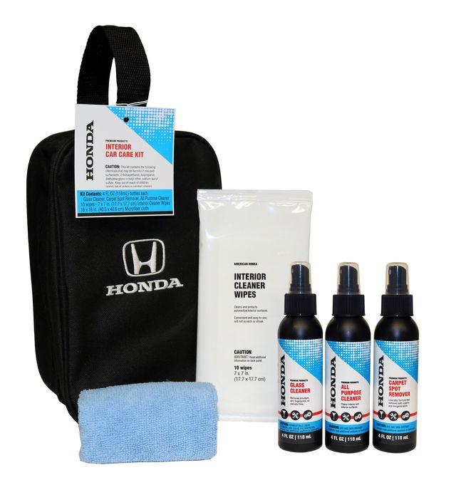 Interior Car Care Kit-Great gift idea! - Honda (08700-9311A)