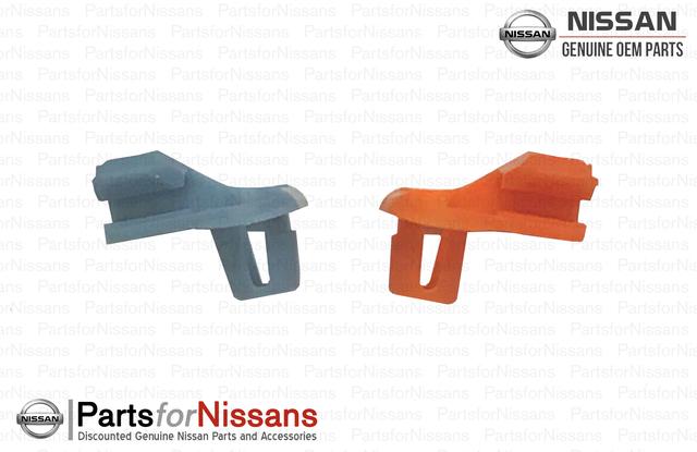 DOOR LOCK ROD CLIP SET - Nissan (RODCLIP)