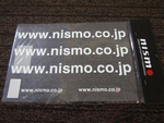 NISMO URL Sticker Set - Nissan (99992-RN043)