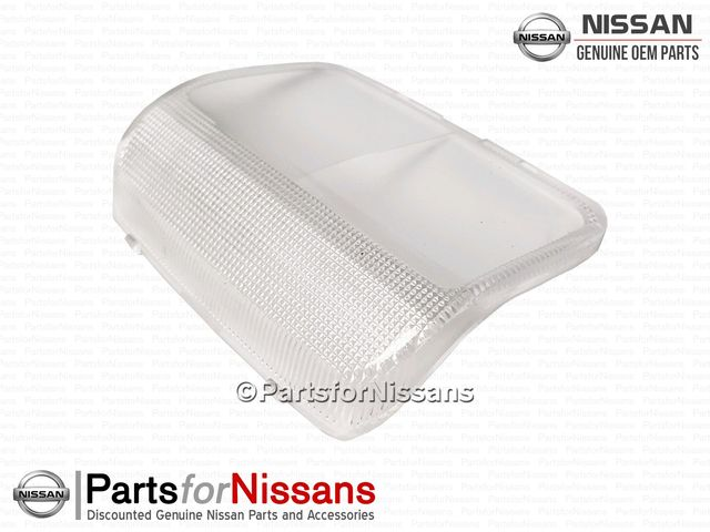 JDM Nissan S14 S15 R32 R33 Map Light Lens w/Sunroof - Nissan (26411-01U00)
