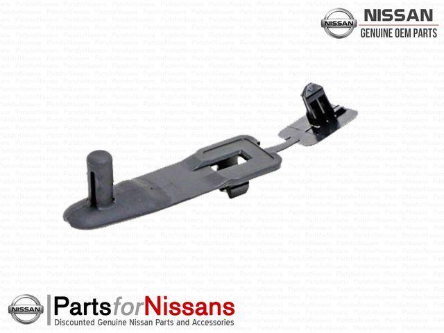 Bracket-Carpet, Front( Floor Mat Hook) (S14 S15 R33 R34 Z33 Z34 R35) - Nissan (74985-40U00)