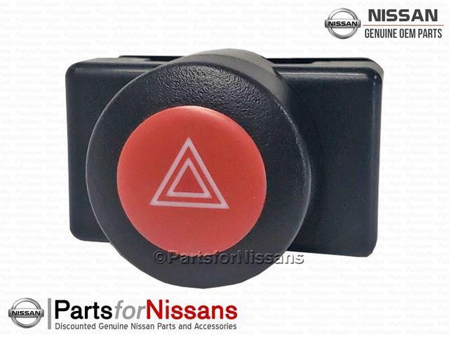 JDM Nissan R33 Skyline GTR Hazard Switch - Nissan (25290-15U01)
