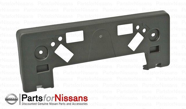 Nissan Genuine 96210-1PA0A License Plate Bracket