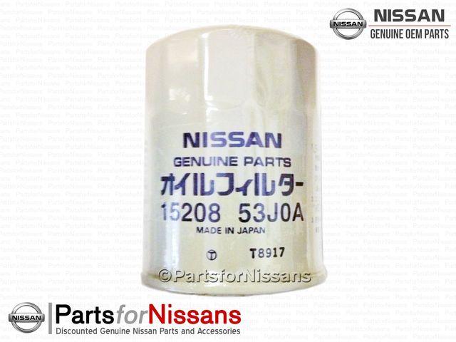 S13 SR20DET Oil filter - Nissan (15208-53J0A)