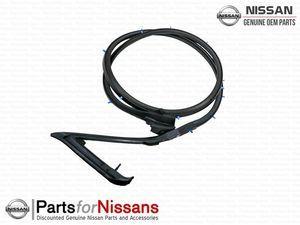 NISSAN S13 SILVIA 180SX LEFT DOOR SEAL WEATHERSTRIP - Nissan (80831-35F01)