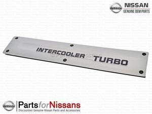 JDM Nissan SR20DET Spark Plug Cover Ornament - Nissan (13287-50F01)