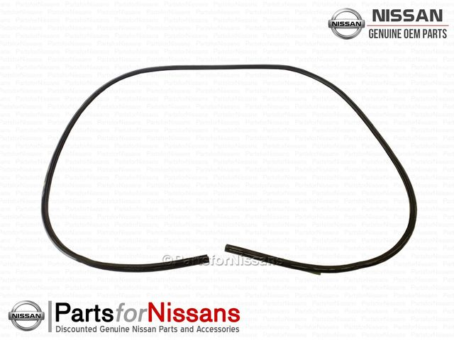S15 SILVIA FRONT WINDSHIELD MOULDING - Nissan (72752-85F00)