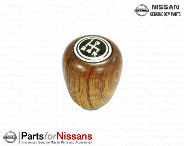 240Z 260Z 4 SPEED WOOD SHIFT KNOB - Nissan (C2865-H9300)