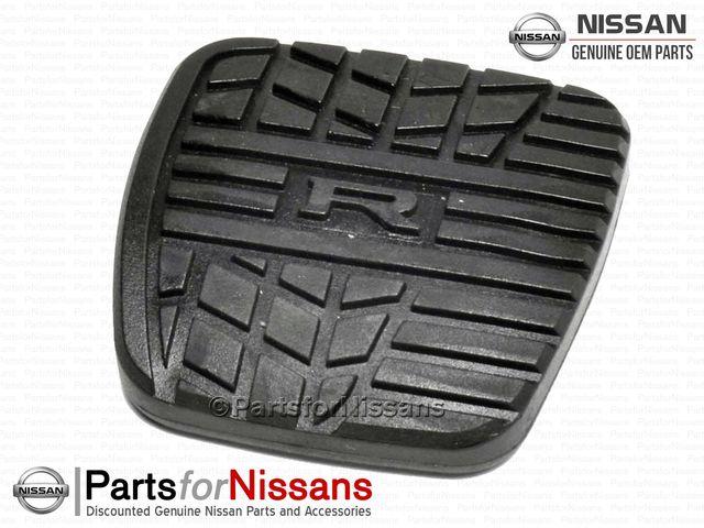 JDM Nissan R32 R33 R34 GTR Brake Pedal Pad - Nissan (46531-05U00)
