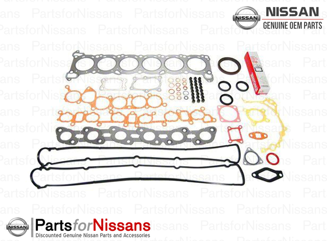 COMPLETE ENGINE GASKET KIT (SET) GT-R RB26DETT R34 - Nissan (10101-24U28)