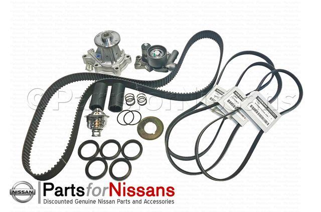 1990-1993 300ZX 60K Timing Belt Kit - Twin Turbo - Nissan (90-93Z3260KTT)