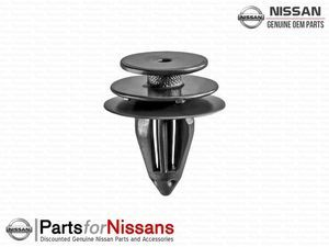 Door Trim Panel Clip (S14 Z33 R33 R34) - Nissan (01553-07111)
