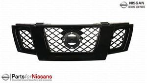 Frontier Grille Assembly Midnight Edition - Nissan (62310-9BP1A)