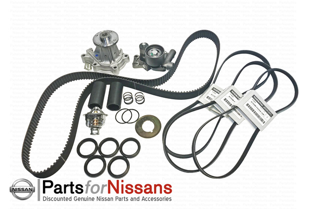 1990-1993 300ZX 60K Timing Belt Kit - Non Turbo - Nissan (90-93Z3260K)