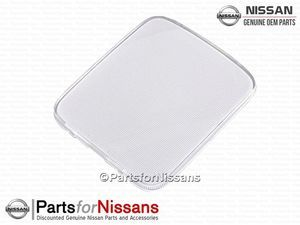JDM Nissan S13 S14 S15 R32 R33 R34 GTR Dome Light Lens - Nissan (26411-10V00)