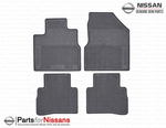 Floor Mats, All Season - Nissan (999E1-CW000)