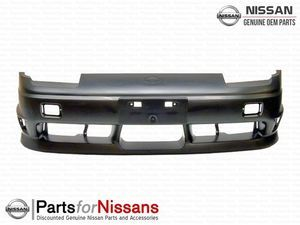 180SX Kouki Front Bumper Cover - Nissan (62022-60F25)