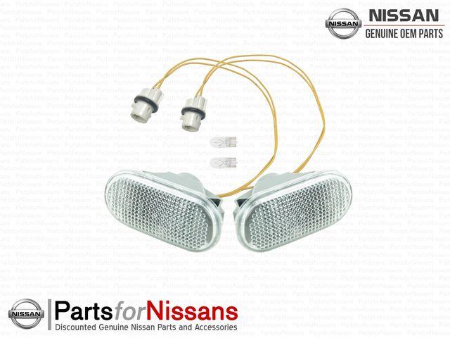 JDM FAIRLADY Z SIDE MARKER LAMP KIT - Nissan (FAIRLADYKIT)