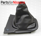 S14 240SX Leather Shift Boot - Nissan (96935-70F16)