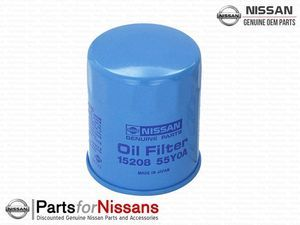 Oil Filter RB KA & VG motors - Nissan (15208-55Y0A)