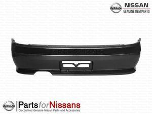 S14 Kouki JDM Rear Bumper Cover - Nissan (85022-80F25)