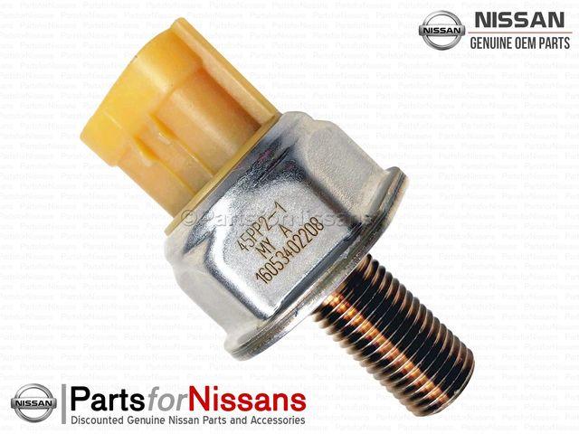 Common Rail Pressure Sensor 45PP2-1 166381LA0A 16638-1LA0A Switch Fits for NISSAN
