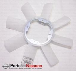 1972-1978 240Z 260Z 280Z RADIATOR COOLING FAN BLADE