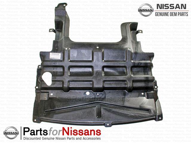 SKYLINE R32 ENGINE UNDER COVER NEW OEM - NISSAN (75890-05U60)