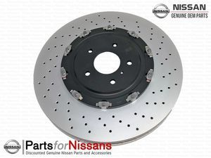 GT-R Front Brake Rotor - Nissan (40206-JF20A)