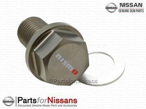 Nismo Magnetic Drain Plug 12 x 1.25 M - Nissan (11128-MDP01)