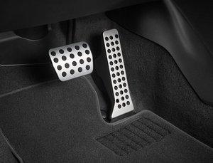 Alloy Brake Pedal w/Automatic Transmission - Mazda (BHN1-V9-093)