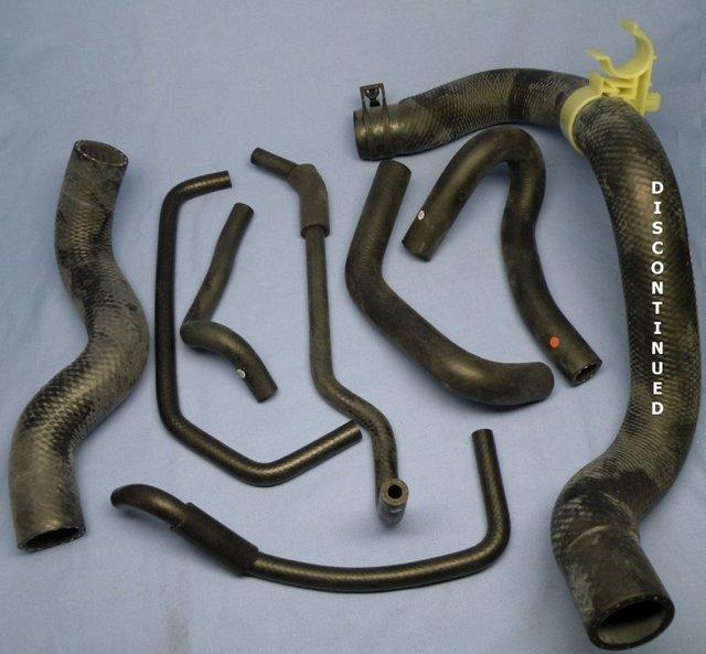 Radiator Coolant Hose-Mackay Lower WD Express fits 99-05 Mazda Miata