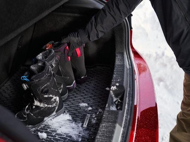 Cargo Tray 5 Door Hatchback - Mazda (BCKN-V0-360A)