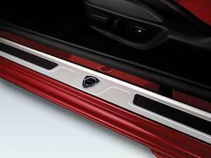 Door Sill Trim Plates - Mazda (F151-V1-370F)