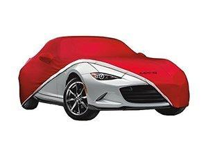 Vehicle Cover, Indoor - Mazda (0000-8J-D07)