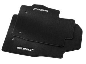 Floor Mats Carpet - Mazda (0000-8B-P01A)