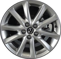 Wheel, Alloy - Mazda (9965-33-7080)