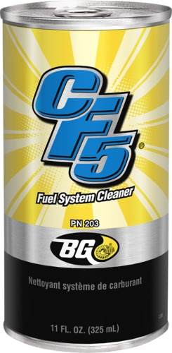 BG CF5 Fuel System Cleaner - Custom (BG203)