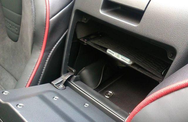Genuine 2016-2019 Mazda MX-5 Center Console Shelf Net NA1P-V0-540 - Mazda (NA1P-V0-540A)