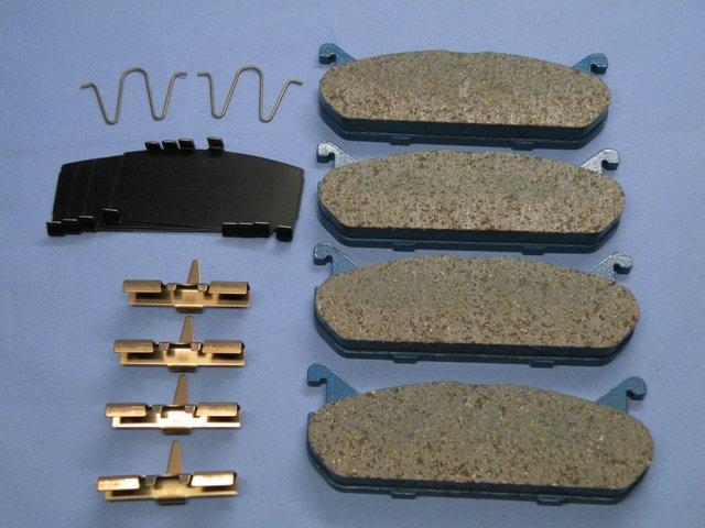 Rear Pads Set - Mazda (NAY9-26-43ZA)